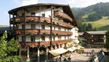 Välkomna till Berger's Sportshotel, beläget i bergsområdet Saalbach i Österrike.
