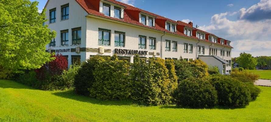 •Entdecken Sie das bezaubernde Radeberg, umgeben von herrlicher Natur und weniger als 20 km von Dresden entfernt.