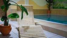 Das Hotel bietet seinen Gästen umfangreiche Aktivitäten und Möglichkeiten zur Freizeitgestaltung. Darunter u.a. auch ein erfrischendes Bad im hoteleigenen Schwimmbecken.
