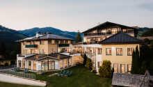 Alpina Wagrain ønsker velkommen til en uforglemmelig familieferie i flotte omgivelser i Salzburgerland.