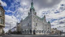 Välkommen till First Hotel Christian IV, där ni har nära till stadens gågator och andra spännande upplevelser.