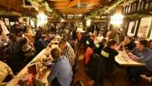 Restauranten, Malztenne, byder på udsøgte hjemmelavede regionale og sæsonbetonede retter