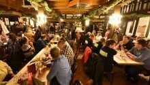 Restauranten, Malztenne, kan by på utsøkte hjemmelagde regionale og sesongbetonte retter