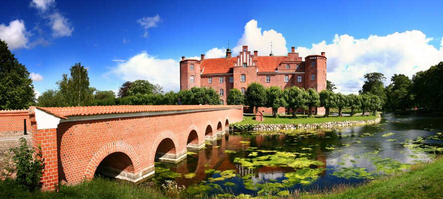 Besøk Greenå Museum og gamlebyen på tur til Grenå.