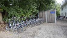 For de aktive eller eventyrlystne er der mulighed for at leje cykler og e-cykler på hotellet.