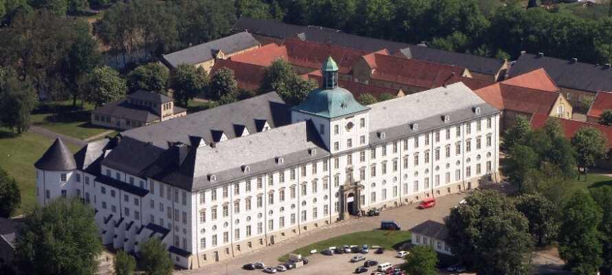 Gottorps Slott har massor att bjuda på i form av tre museum.