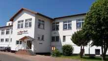 Hotel Rügen Park ligger på den rolige vestsiden av Rügen, hvor det er færrest turister.