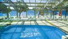 Ni har tillgång till Laguna Bernardin Water Park som ligger brevid hotellet.