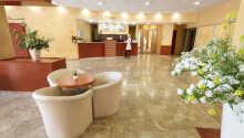 Boka prisvärt hotellpaket på Hotel Salinera med Risskov Bilsemester!