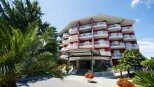 Hotel Haliaetum och Hotel Mirta erbjuder en avkopplande semester i ett vackert och intressant område.