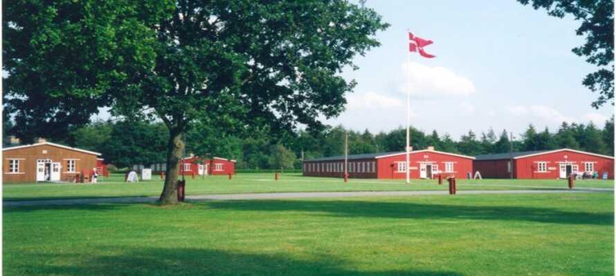 Besuchen Sie das Gefangenenlager der Nazis in Dänemark.
