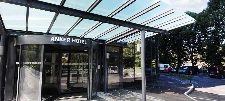 Välkommen till Hotel Anker som ligger mitt i Oslo och nära allt som händer i Norges huvudstad.