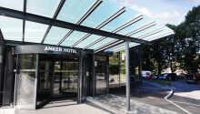 Velkommen til Hotel Anker, som ligger midt i Oslo og tæt på alt det spændende som foregår i Norges hovedstad