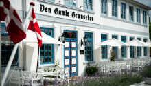 Den Gamle Grænsekro wartet mit einer langen und interessanten Geschichte auf.