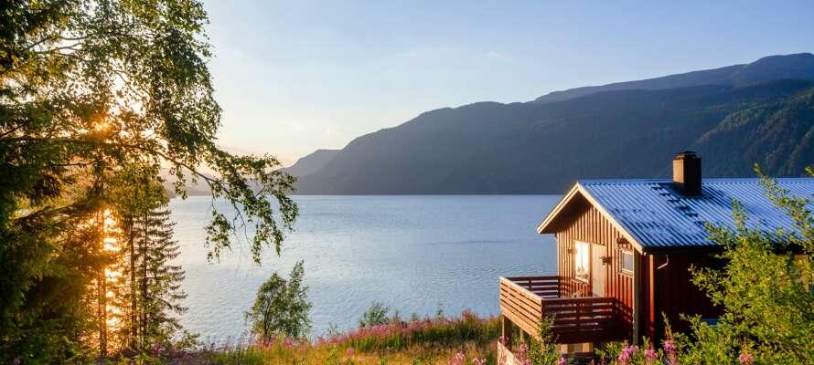 Fantastische Natur in herrlichem Norwegen