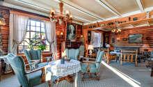 Nach einem Tag im Freien können Gäste im gemütlichen Hotel entspannen.