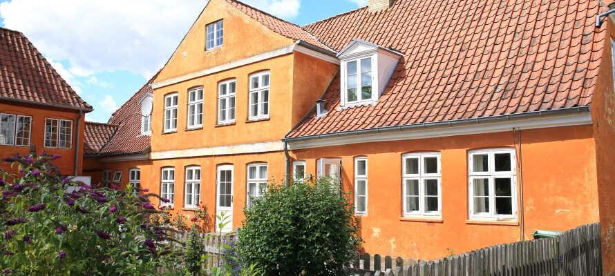 Besøg den historiske by med Brødremenigheden, Christiansfeld, som er optaget på UNESCOs verdensarvsliste.