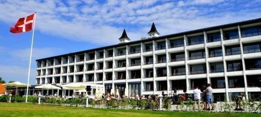 Milling Hotel Søpark Maribo er det perfekte sted at bo, når I skal udforske det smukke Lolland.