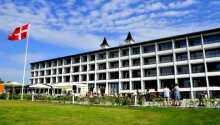 Milling Hotel Søpark Maribo ligger centralt placeret ved Søndersø i Maribo.