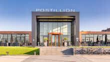 Postillion Hotel Utrecht Bunnik liegt nur 10 km von der niederländischen Stadt Utrecht entfernt.