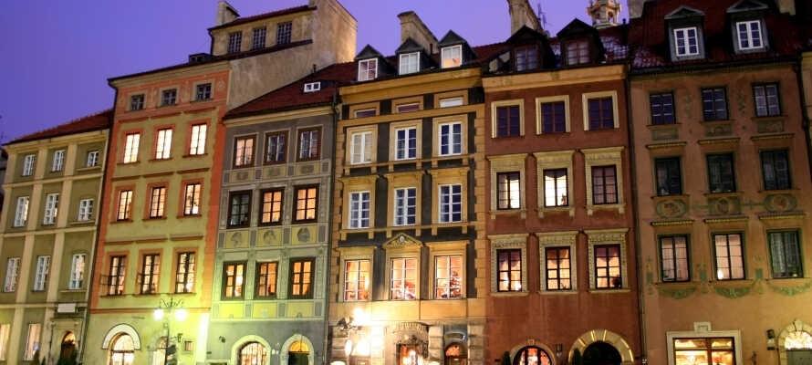 Besøg en af Centraleuropas mest attraktive byer, der byder på spændende kulturattraktioner.