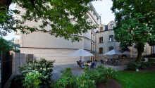 Härligt hotell med bra läge i Krakow och gångvstånd till stadens centrum.
