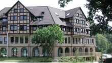 Hotel Rabenstein har en god beliggenhet i forhold til et besøk i Schwerin.