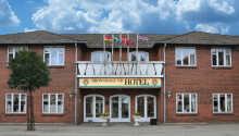 Välkommen till Dronninglund Hotel beläget i den lilla staden med samma namn