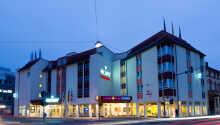 ACHAT Hotel Neustadt byder velkommen til et skønt ophold direkte ved Den Tyske Vinrute.
