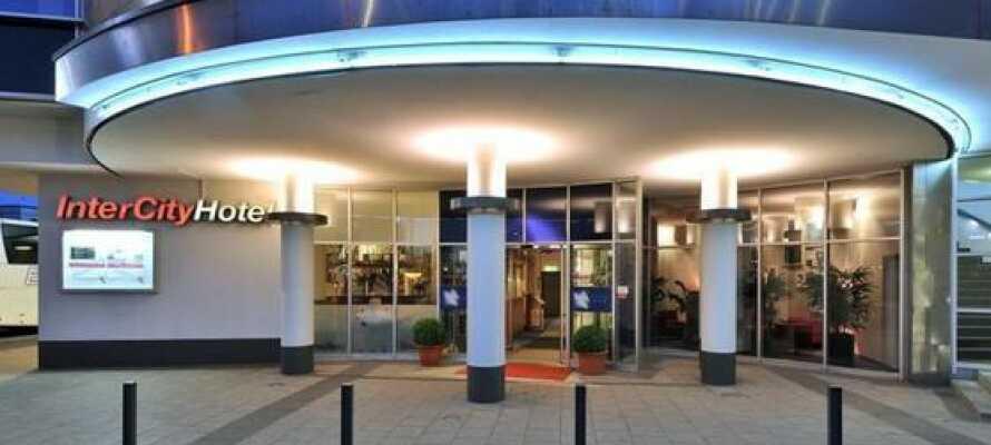 InterCity Hotel Kiel er et moderne hotel, hvor I er garanteret et behageligt ophold.