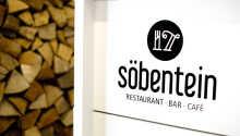 Restauranten 'Söbertein', hvor I kan nyde den gode mad