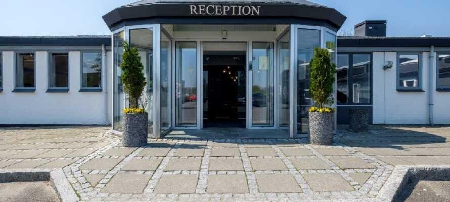 Zleep Hotel Kolding ligger centralt i Kolding og i gåafstand til byens mange oplevelser, butikker og restauranter.
