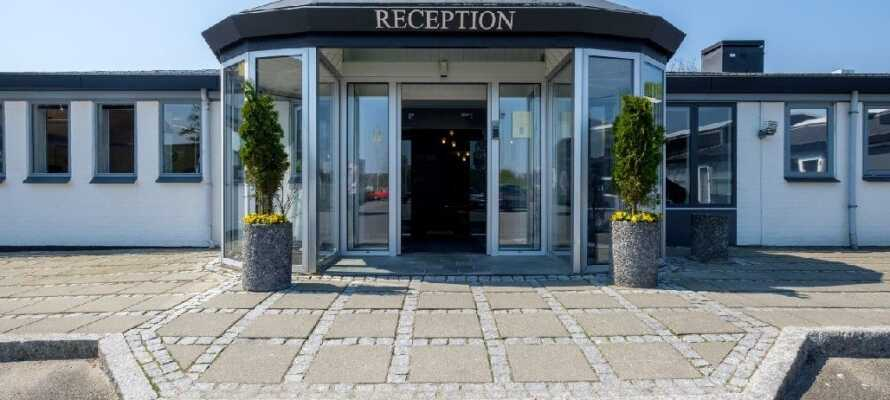 Zleep Hotel Kolding ligger centralt i Kolding och med gångavstånd till stadens alla upplevelser.