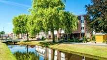 City Partner Hotel Hilling ligger i den trevliga nordtyska kanalstaden Papenburg.
