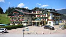 Hotel Unterberghof är beläget i Salzburgerland med natursköna omgivningar.