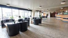 Reception och lobby