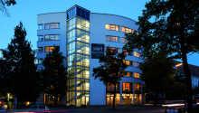 Hotellet tilbyr et godt utgangspunkt rett utenfor Berlin, med gode forbindelser inn til sentrum