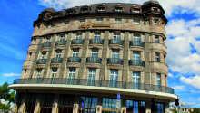 Ni hittar det vackra Victor's Residenz-Hotel Leipzig i hjärtat av den tyska delstaten Sachsen.