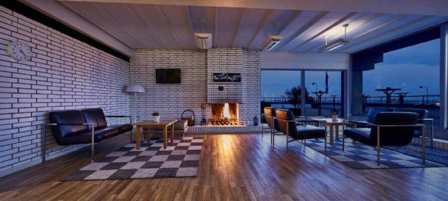 Das Hotel Marina ist ein elegantes, modernes Hotel hoher Qualität mit gemütlicher, einladender Atmosphäre.