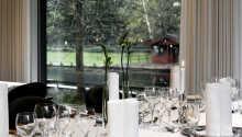 Restauranten har stort fokus på anvendelsen af miljøvenlige produkter.
