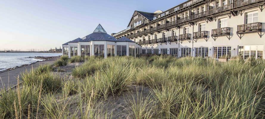 Hotellet har välkomnar gäster i över 150 år och har genom åren haft en imponerande lista över stamgäster.