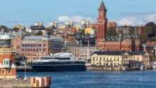Comfort Hotel Helsingborg är ett cityhotell med gångavstånd till centralstationen, färjeläget och shoppinggatan!