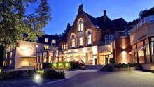 Hotel Berghölzchen har en rolig beliggenhet rett utenfor Hildesheim sentrum