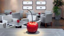Nyt ferielivet og samværet i de komfortable møblene