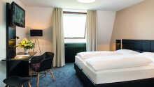 Et eksempel på et værelse