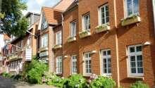 Hotell Osterkrug är att familjedrivet hotell centralt beläget i Husum
