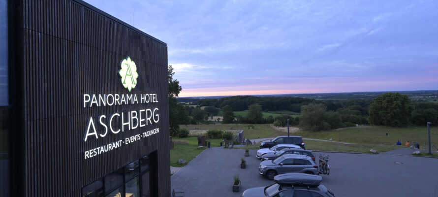 Panorama Hotel Aschberg erbjuder en ideal bas för er som är ute efter en avkopplande semester med närhet till naturen.