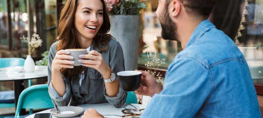 Helsingør tilbyr koselige butikker og kafeer, og er innen kort kjøreavstand fra vertshuset.