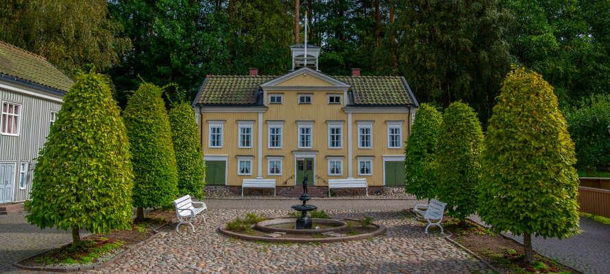 Från Hotell Fängelset är det nära till Vimmerby och Astrid Lindgrens värld för er som reser med barn.