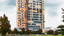 Elite Hotel Ideon ønsker velkommen til et opphold i Lunds høyeste bygning med hele 19 etasjer.